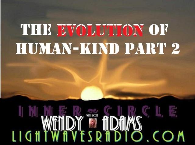 EVOLUTION OF HUMAN KIND 2