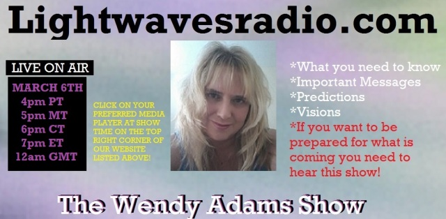 the wendy adams show 333