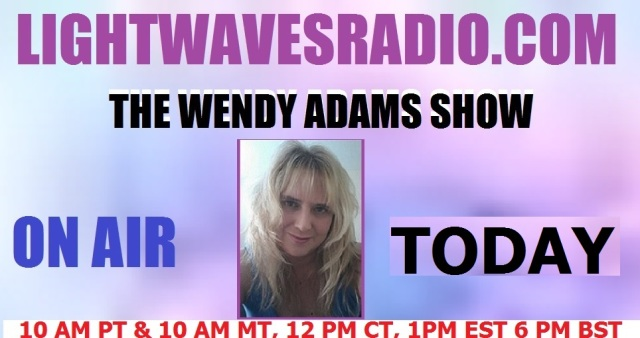 the wendy adams show ON AIR TODAY