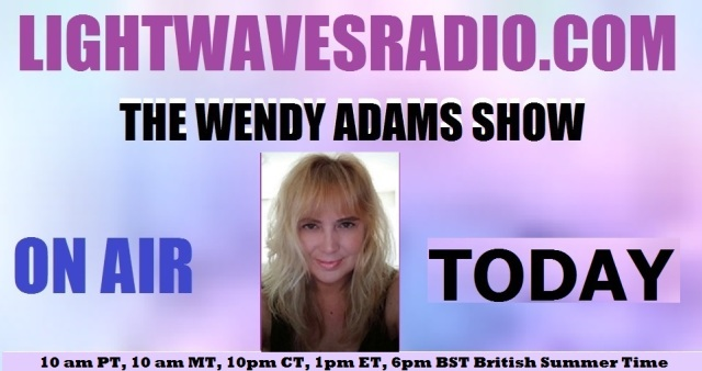 the wendy adams show ON AIR TODAYnew